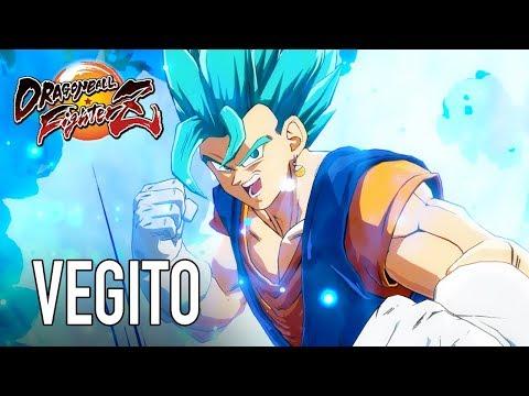 Trailer de présentation pour Vegito de Dragon Ball FighterZ