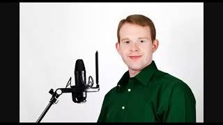 I will record a professional american male voice over narration