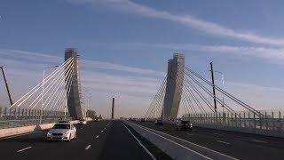 Открытие рабочего движения по мосту Бетанкура 13.05.18