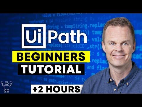UiPath RPA Beginners Tutorial [2020] - YouTube