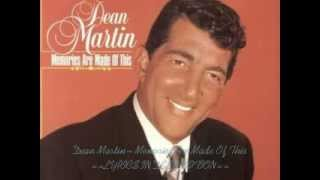Dean Martin- Memories Are Made Of This