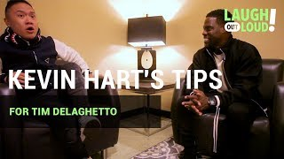 Mix - Kevin Hart's Tips for Tim Delaghetto | LOL Network