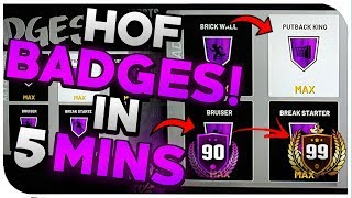 how to get all badges in nba 2k19 glitch ps4 - TH-Clip