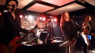D-A-D - Ride My Train LIVE - Næstved 26.02.2014