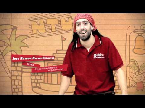 NTU - Degree Program for Int'l Students (國立臺灣大學外國學生學位學程英文版)