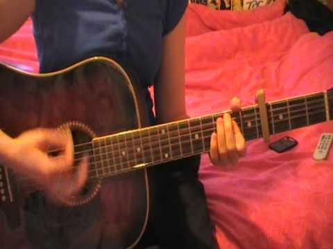 Katy Perry - Last Friday Night - Guitar Cover