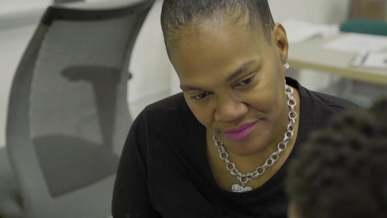 Brejea Colthirst, 2020 Casey Excellence for Children Birth Mother Award Winner