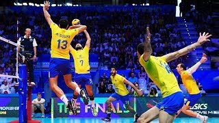 Most Creative Volleyball Actions (HD)