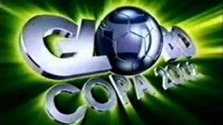 """Trilha Globo Na Copa """"Coração Verde Amarelo"""" 1994, 1998, 2002"""