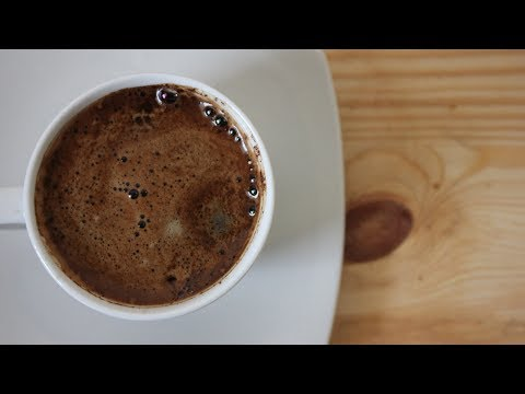 How To Make Indonesia Tubruk Coffee
