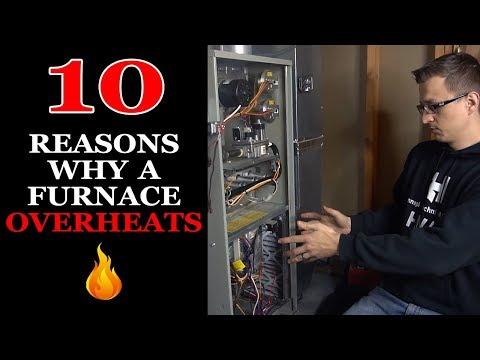 Furnace Overheating - 10 Reasons Why - YouTube