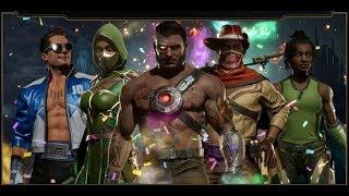 День Дурака в Mortal Kombat 11 - АДСКИСЛОЖНАЯ БАШНЯ