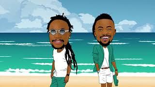BASSLINE Cartoon Loop   PRINCE OSITO Ft SELEBOBO