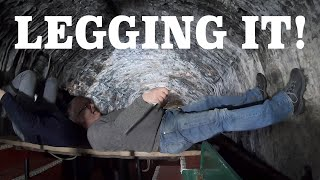 Legging it! How to Leg a Narrowboat through a Canal Tunnel