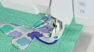 Husqvarna Viking Brilliance 80 82 Embroidery Applique