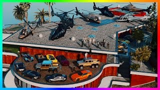 GTA ONLINE PREPARING FOR NEXT DLC W/ NEW UPDATE CONTENT, FEATURES, MONEY MAKING & MORE! (GTA 5)