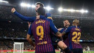 """""""ANCORA MESSI!!"""" Barcellona -  Liverpool 3-0"""