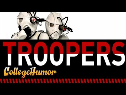 Troopers – Supercomputer