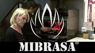 Grilling with MIBRASA: Charcoal Burger Patties