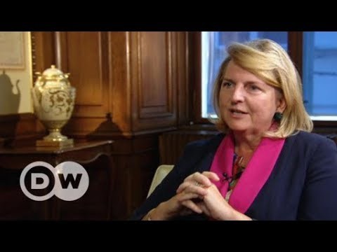 Austrian Foreign Minister: 'I see Russia as a partner' | DW English