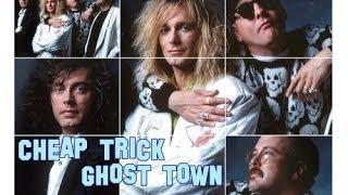 Cheap Trick - Ghost Town - 80's Lyrics