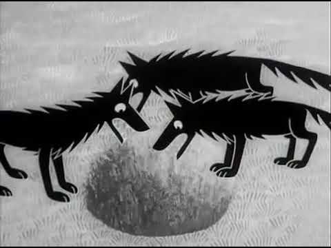 Pohádky ovčí babičky Jak vlci vykopali sami sobě jámu