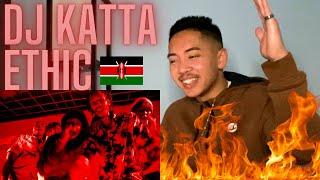 Sakata - DJ Katta ft. Ethic Entertainment | Official Video AMERICAN REACTION! Kenyan Music 🇰🇪🔥