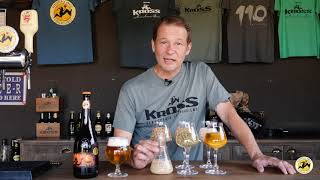 Kross presenta a K15, su cerveza experimental de aniversario