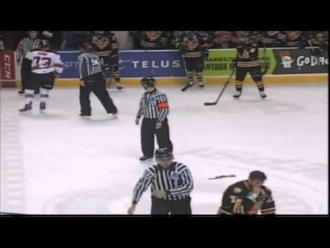 Phil Pietroniro vs Adam Erne