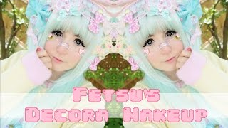 ✖ OTT Fairy Kei Makeup Transformation! ✖