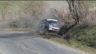 preview picture of video 'Rallye de vervins 2013 (HD)'