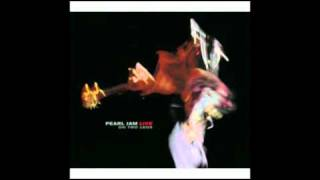 Pearl Jam - Live on two legs 'Nothingman'