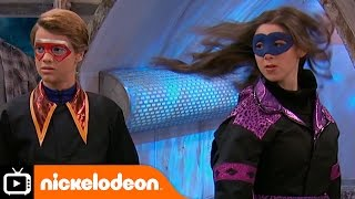 Henry Danger | Undercover Mission | Nickelodeon UK