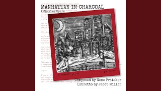 Manhattan in Charcoal: Part I: On the Avenue of Art