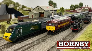 Hornby Magazine Layout Update 6: May 2020 | News, Reviews, OO9 And More!