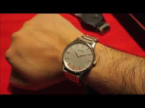 MVMT WATCHES – 40 SERIES SILVER 2016 MODEL REVIEW
