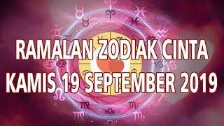 Ramalan Zodiak Cinta Kamis 19 September 2019
