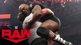 After divorcing Lana, Rusev slams Lashley through a table: Raw, Dec. 19, 2019