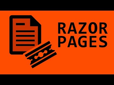 Building a Website with ASP.NET Razor Pages