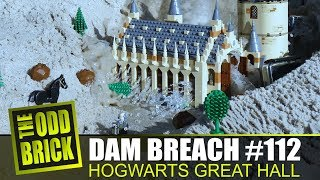 LEGO Dam Breach #112 - Hogwarts Great Hall