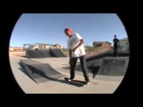 Nellis AFB skatepark 10/17/09.