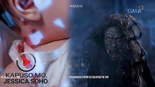 Kapuso Mo, Jessica Soho: Sanggol, namatay dahil sa kagat ng aswang?!