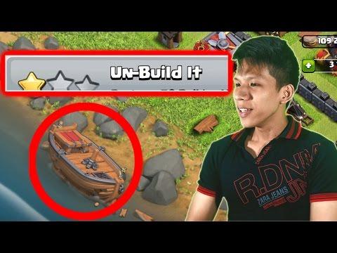 Video Cara Memperbaiki Perahu / Kapal Rusak? Dan Kapan Update? - Clash Of Clans Indonesia