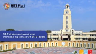 WILP Students Talk About BITS Pilani Faculty