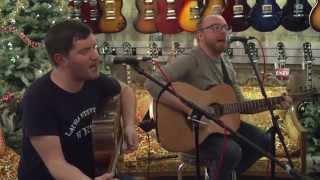 The Menzingers Acoustic   Russo Music   Asbury Park, NJ (full Performance)