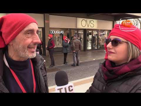 Preview video Storico Carnevale di Ivrea: Domenica 3 marzo tiro e giro