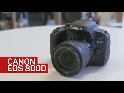 The Canon Rebel T7i is the same outside but much improved on the inside