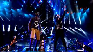 The Script ft. Tinie Tempah - Written in The Stars (Live at the Aviva Stadium) High Quality Mp3