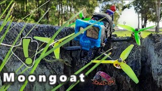 Moongoat - First Flow? FPV