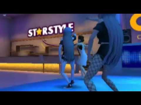 Леша Свик Я хочу танцевать клип Avakin Life